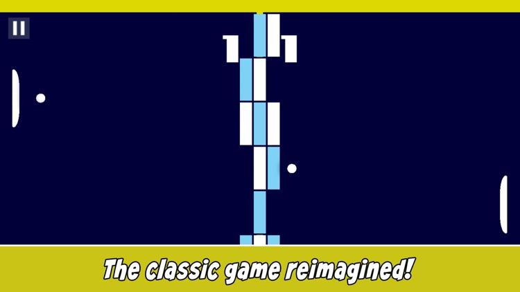 Retro Ping Pong screenshot-3