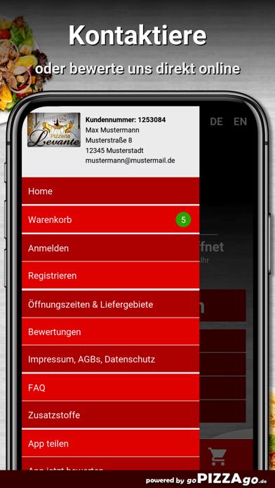 Levante Dörfles-Esbach screenshot 3