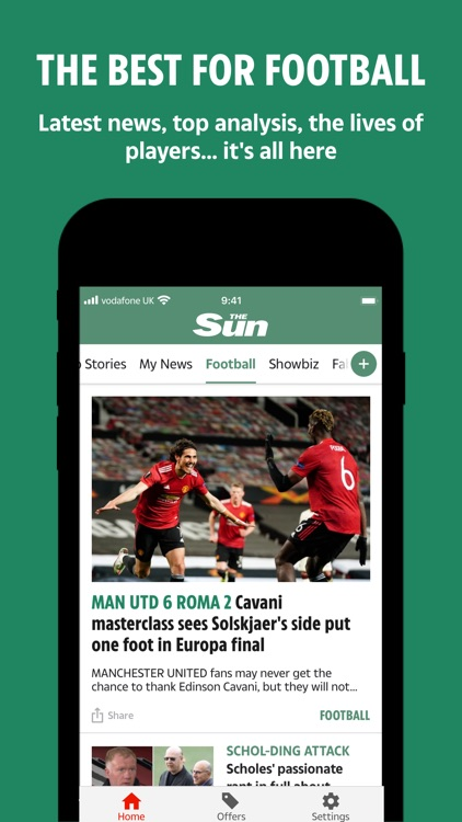 The Sun Mobile - Daily News screenshot-3
