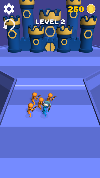 Crowd Rush 3D - Join & Clash screenshot 2