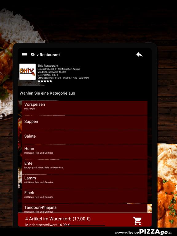 Shiv München Aubing screenshot 8