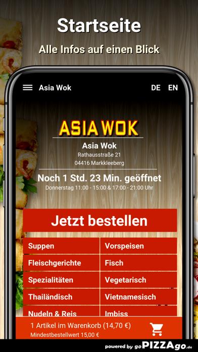 Asia Wok Markkleeberg screenshot 3