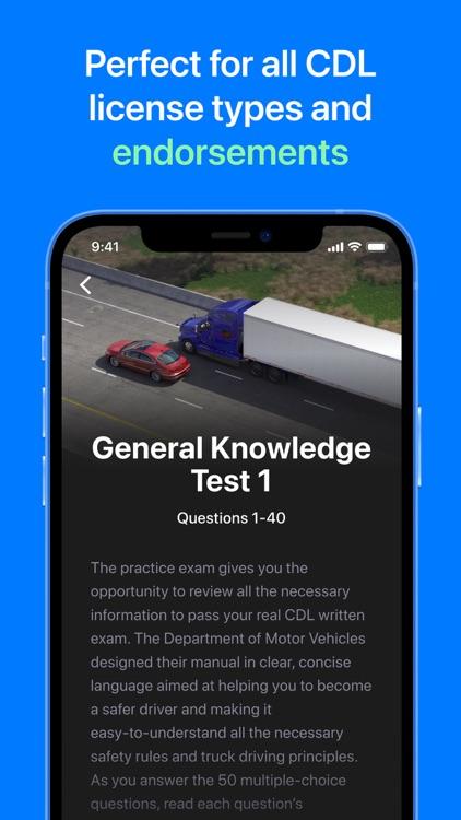 CDL Prep Test Genie screenshot-4