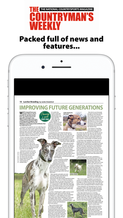 Countryman's Weekly MagazineScreenshot of 4