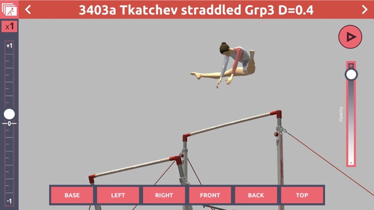 3D Gym Women - FB Curves screenshot-4
