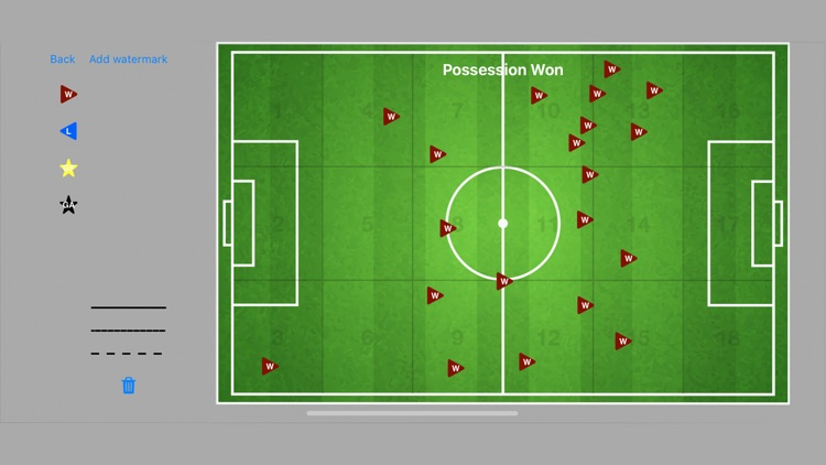 Soccer Stats Map