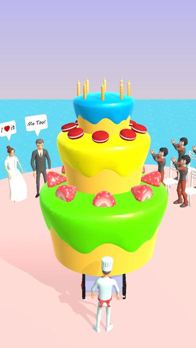 Cake Run screenshot 5