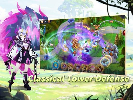 Warrior Defendersのおすすめ画像1