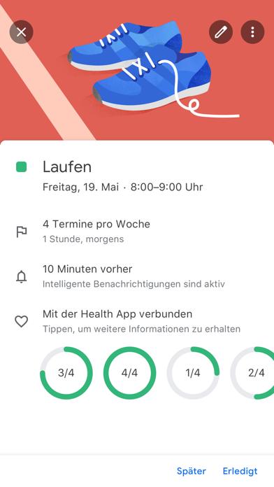 Google Kalender: TerminplanerScreenshot von 4