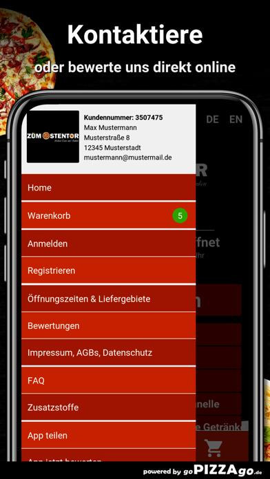 Zum Ostentor Essen bestellen screenshot 3