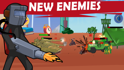 Stickman World War  wiki review and how to guide
