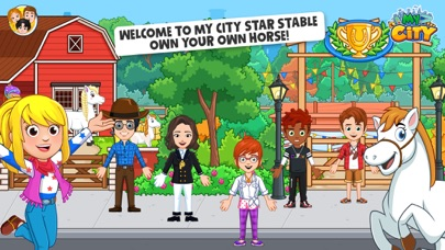 My City: Star Stable screenshot 1