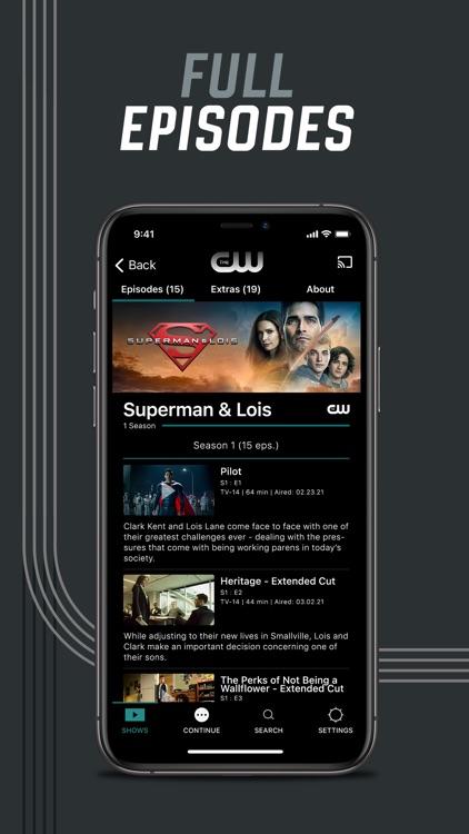 The CW screenshot-5