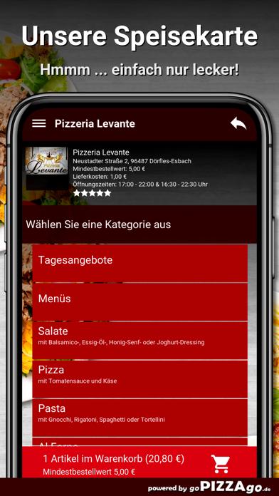 Levante Dörfles-Esbach screenshot 5