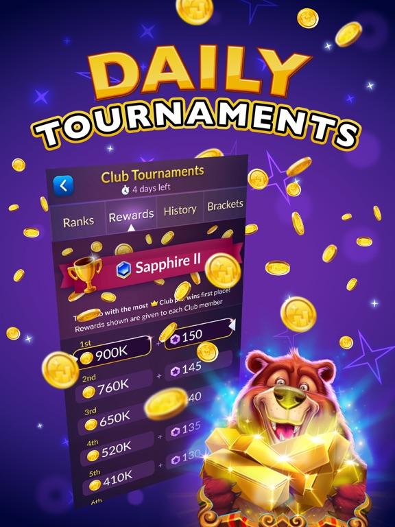 Jackpot Magic Slots™ - カジノスロットのおすすめ画像3