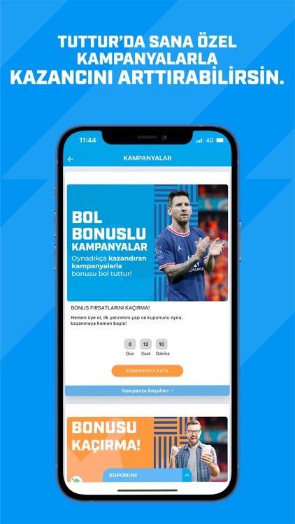 Tuttur - iddaa & Canlı Bahis screenshot-6