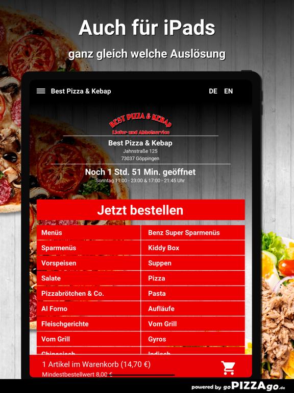Best Pizza & Kebap Göppingen screenshot 7