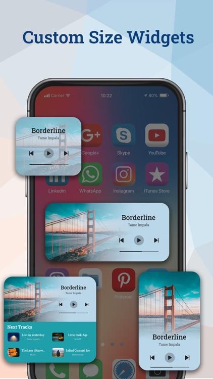 iWidget: All in One Widget screenshot-3