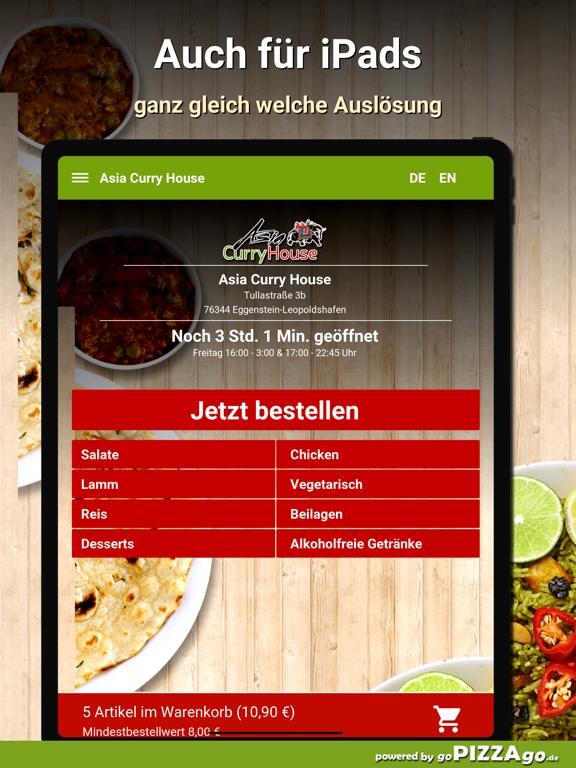 Asia Curry House Eggenstein screenshot 8
