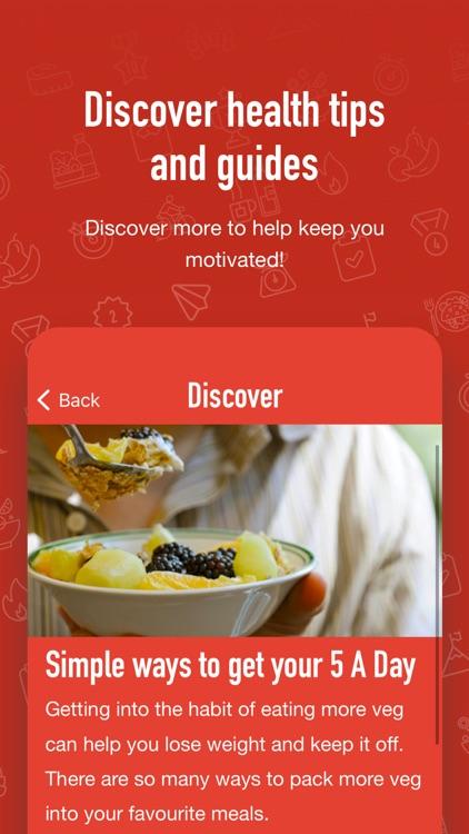 NHS Weight Loss Plan screenshot-8