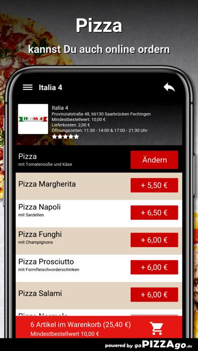 Italia 4 Saarbrücken screenshot 5