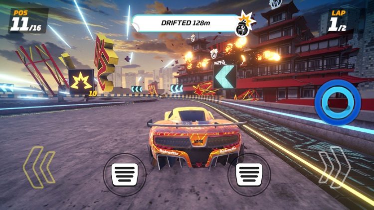 Detonation Racing screenshot-6
