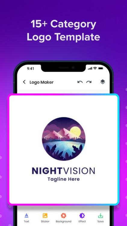 Logo Maker - Editor screenshot-4