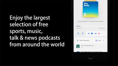 Moon FM - The Podcasts App Screenshots