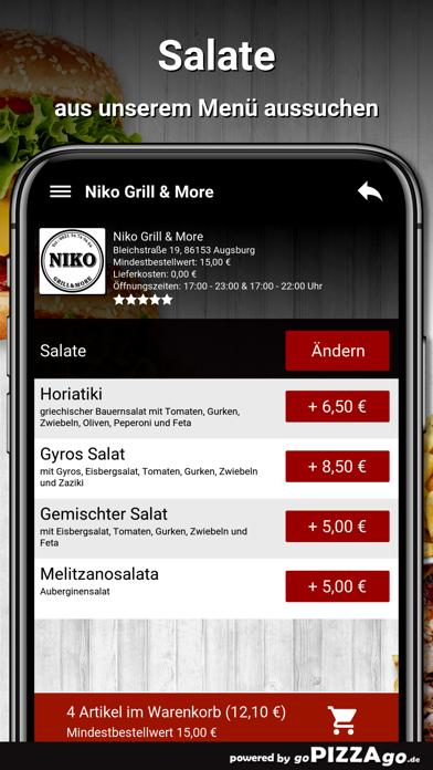Niko Grill & More Augsburg screenshot 5