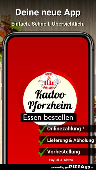 Kadoo Grillhaus Pforzheim screenshot 1