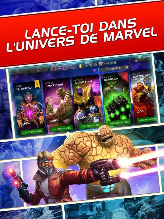 Marvel Tournoi des Champions