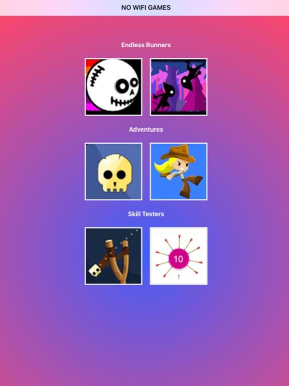 No Wifi Games   No Ads screenshot 5