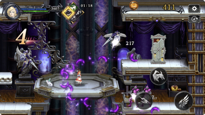 Скриншот №9 к Castlevania Grimoire of Souls