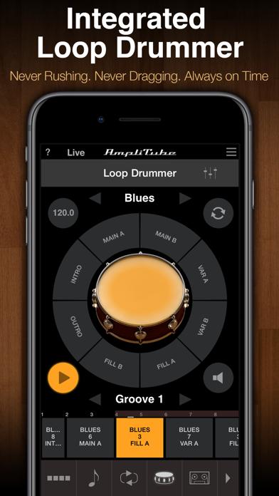 AmpliTube Jimi Hendrix™ ScreenShot4