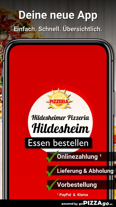 Hildesheimer Pizzeria Hildeshe screenshot 1