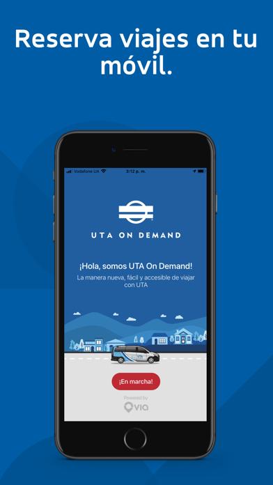 UTA On DemandCaptura de pantalla de1