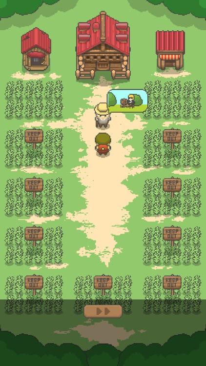 迷你像素牧场 - 农场经营游戏 screenshot-4