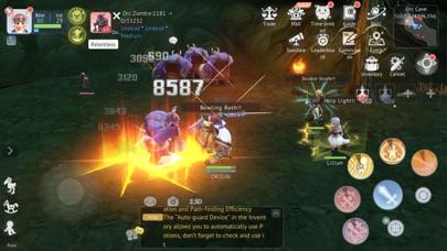 Ragnarok Origin: MMORPG Online screenshot 7