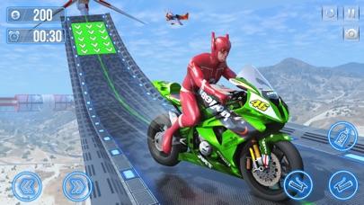 スーパーヒーロー 自転車 レーシング ゲーム紹介画像4