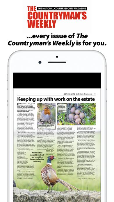 Countryman's Weekly MagazineScreenshot of 8