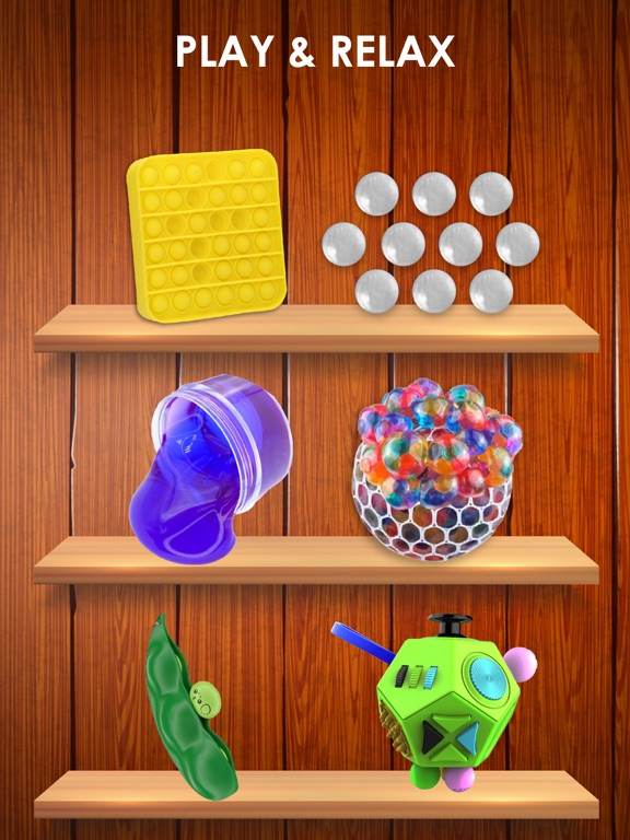 Fidget Toys 3D screenshot 10
