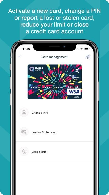 Qudos Bank Mobile screenshot-6
