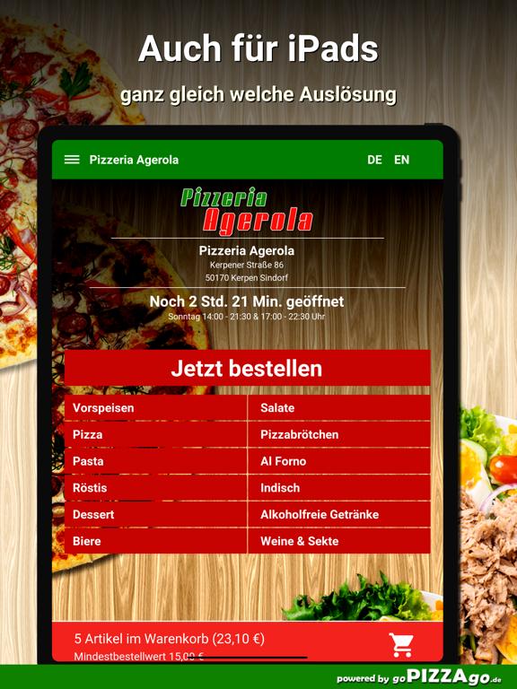Agerola Kerpen Sindorf screenshot 8