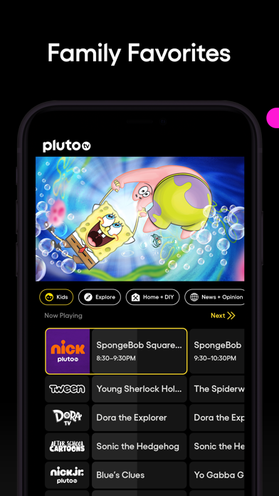 download Pluto TV - Live TV and Movies for PC