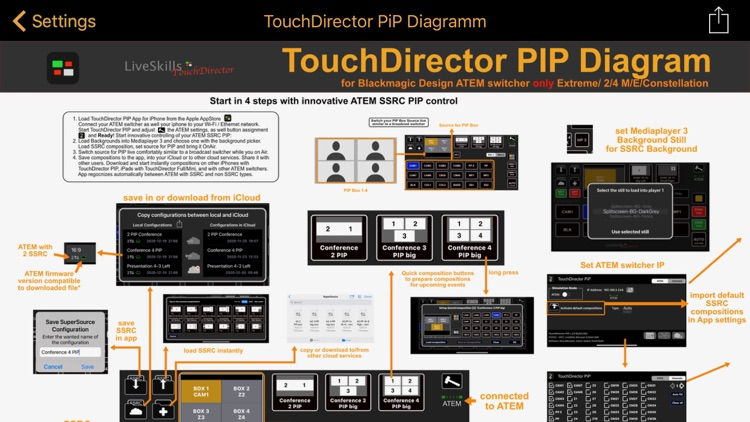 TouchDirector PiP screenshot-9