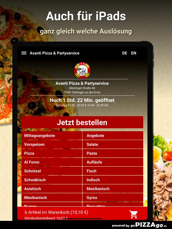 Avanti Dettingen an der Erms screenshot 7
