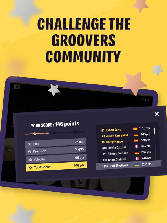 Drum is a game : WeGroove screenshot 14