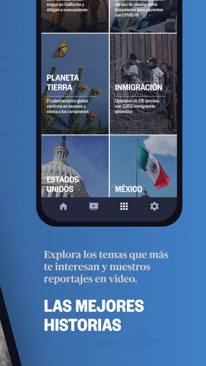Noticias Telemundo screenshot-5