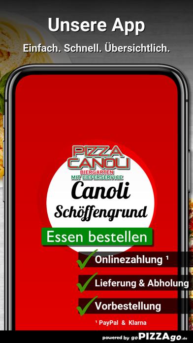 Pizza Canoli Schöffengrund screenshot 1