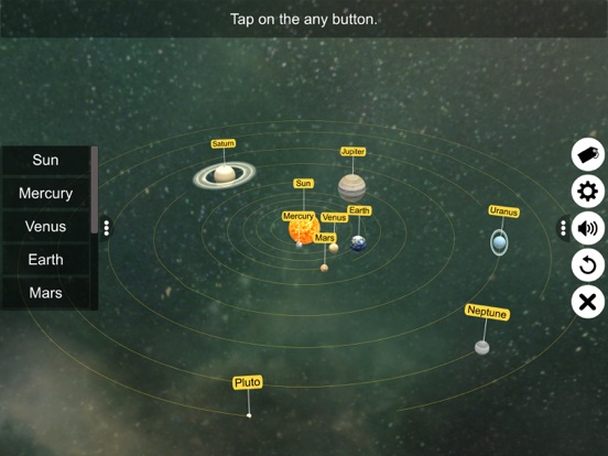 Learn Solar System screenshot 9